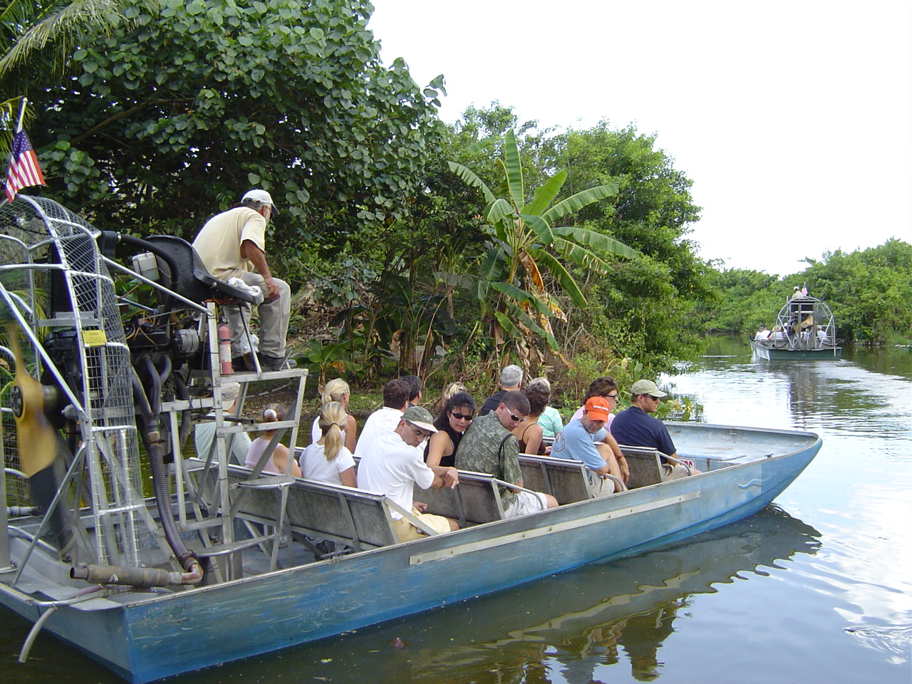 The Everglades National Park in Florida 2