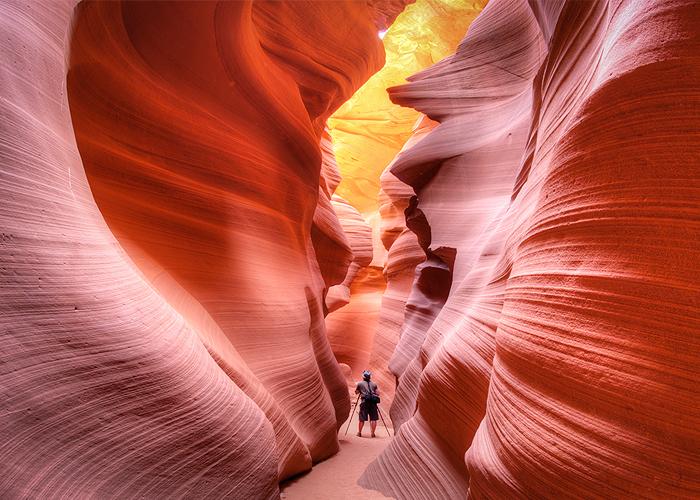 Antelope Canyon in Arizona 2