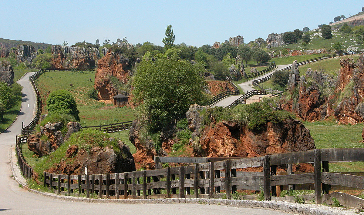 Cabarceno Natural Park in Spain 2