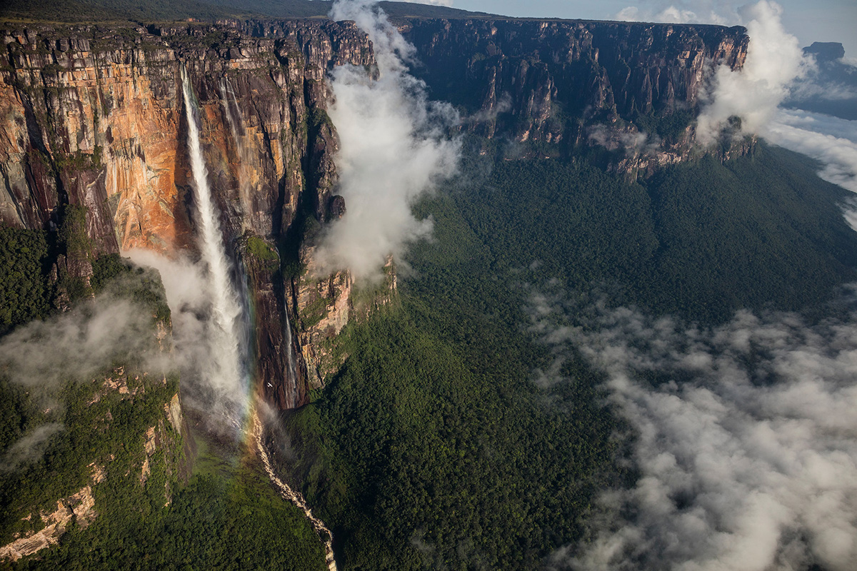Angel Falls in Venezuela 2