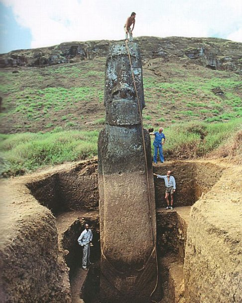 The Moai of Easter Island 2