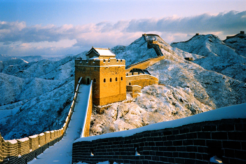 The Great Wall of China 2