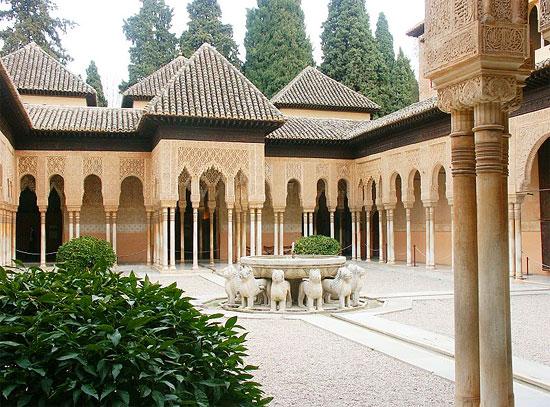 The Alhambra in Granada 2
