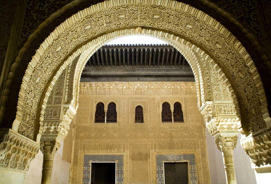 The Alhambra in Granada 3