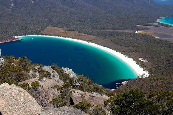 Tasmania Island in Australia