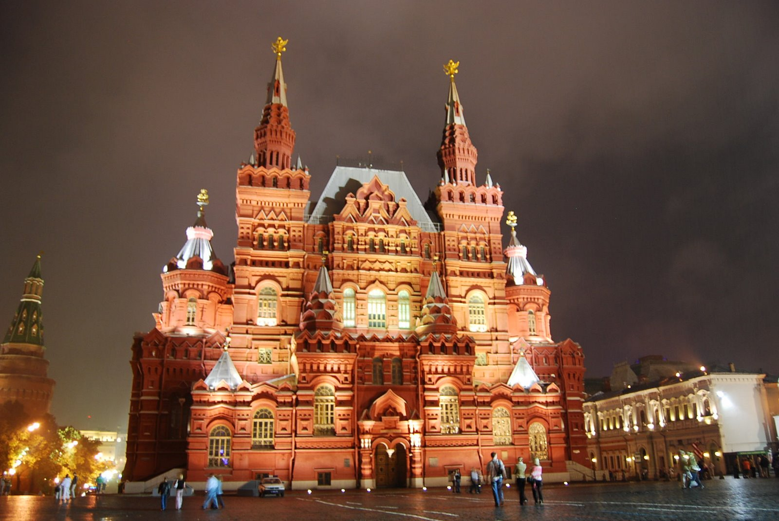russian kremlin moscow 1600 - photo #25