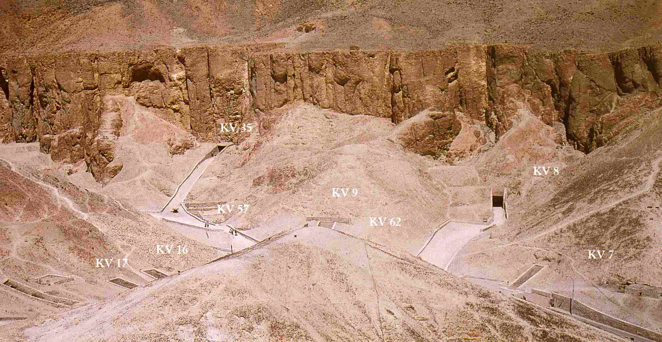 The Valley of the Kings 2