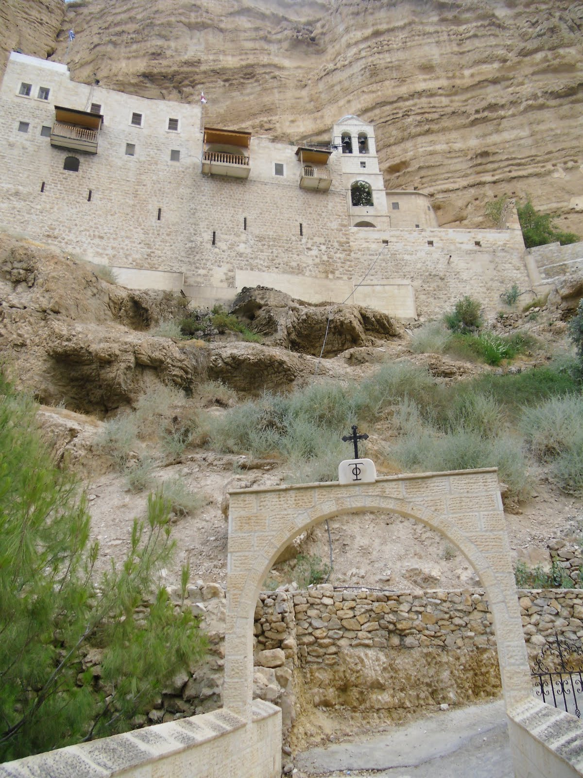 Wadi Qelt 066