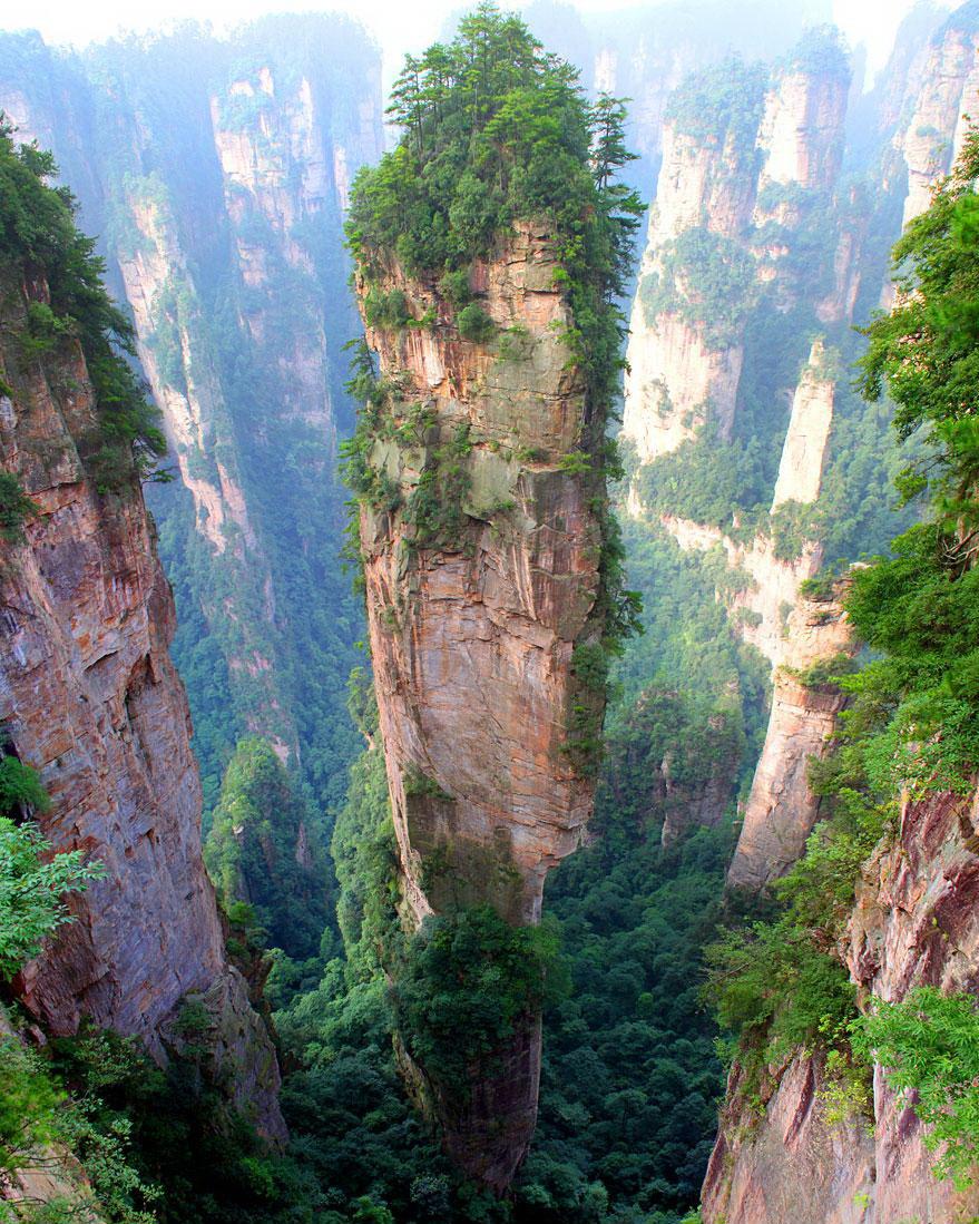 16 Montana Tianzi China