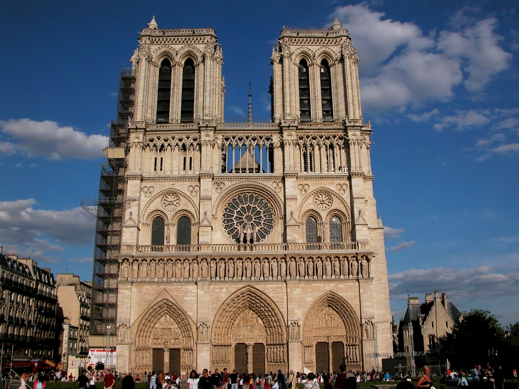 the cathedral of notre dame travels