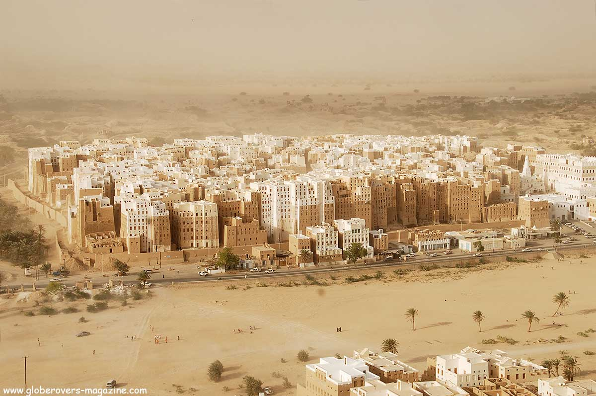 Shibam, Hadramawt Valley, Yemen