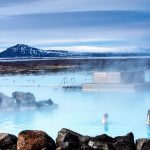 Thermal baths of Lake Myvatn, Iceland