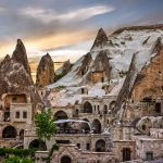 Cappadocia, an amazing valley in Turkey