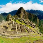 Machu Picchu, the great Inca city of Peru