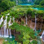 Visit the Plitvice Lakes Natural Park in Croatia