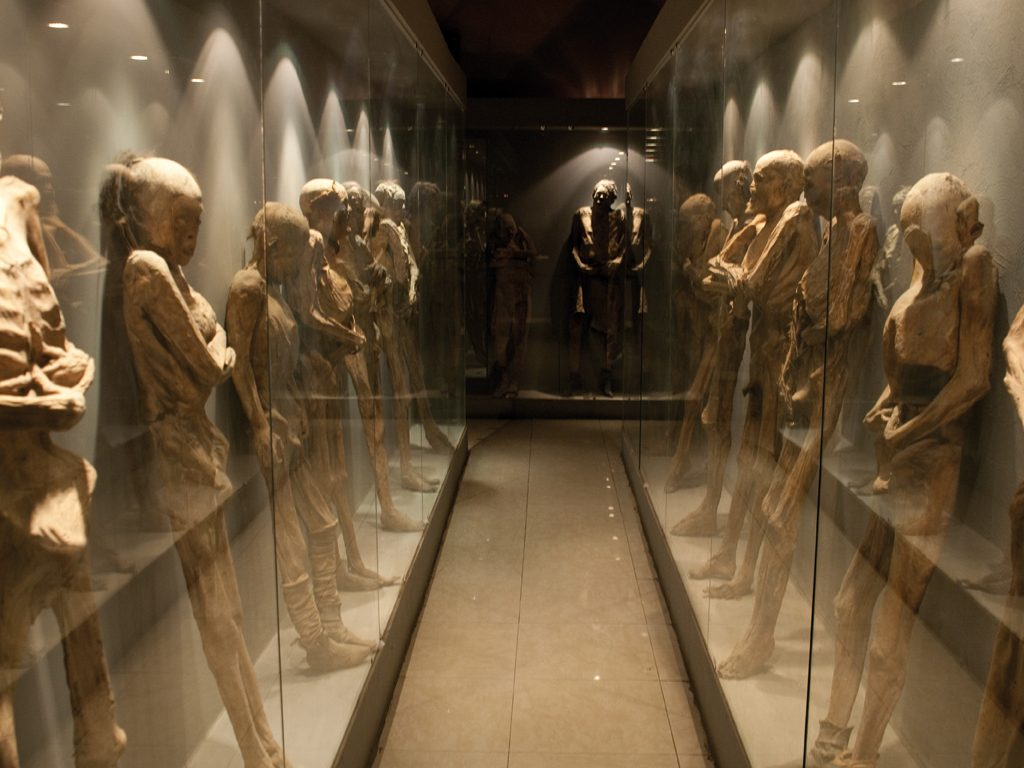 Meet the legend of the mummies of Guanajuato