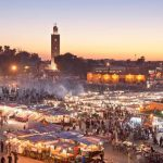 The exuberant magic of Marrakech,city of a thousand colors