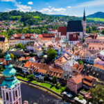 Cesky Krumlov, a medieval jewel in the Czech Republic