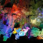 Discover a landscape from another planet: The Reed Flute Caves