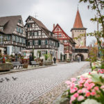 Gengenbach, a fairytale town in southern Germany