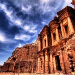 Petra, the lost pink city of the Nabataeans of the Jordanian desert