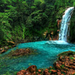 Rio Celeste, a wonder of nature to visit in Costa Rica
